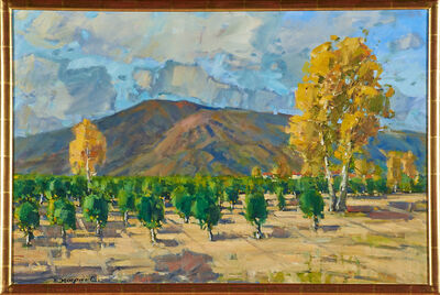 Karl Dempwolf, 'Fillmore Orchard', 1998