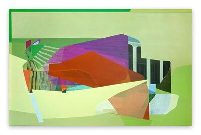 Susan Cantrick, 'sbc 195 (Abstract painting)', 2016
