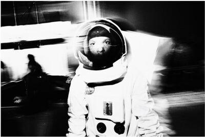 Tomasz Lazar, 'The visit/The astronaut/', 2011