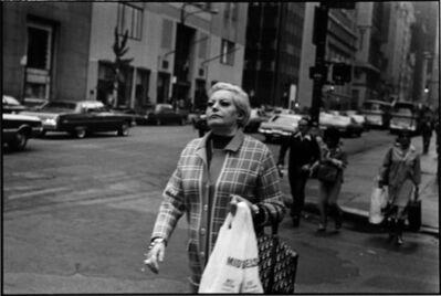 Erich Hartmann, 'New York', 1975