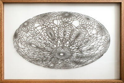 Hunter Stabler, 'Undulating Flowering Ovum', ca. 2014