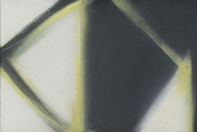 Claudio Olivieri, 'Costrutto', 1976