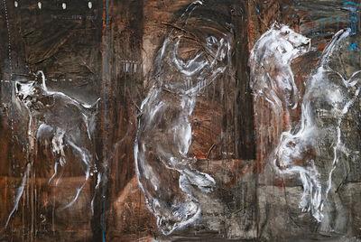 Soly Cissé, 'Chiens domestiques ', 2013