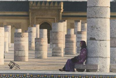 JI, SeokCheol, 'Contemplative Encounter of Absence   -Casablanca, Morocco', 2014