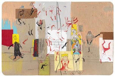 Nu Barreto, 'Força Sin Livro ', 2020