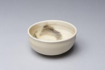 Toshiko Takaezu, 'Small white bowl', 2003