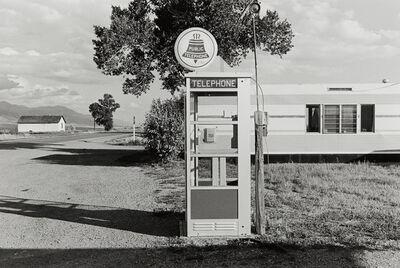 Henry Wessel, 'Buena Vista, Colorado', 1973