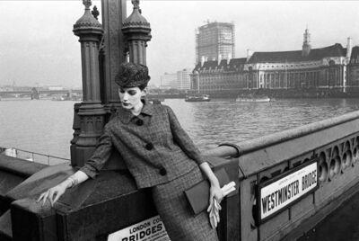 Brian Duffy, 'Westminster Bridge, London', 1961