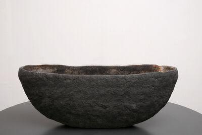 Cristina Salusti, 'Platinum vessel', 2013