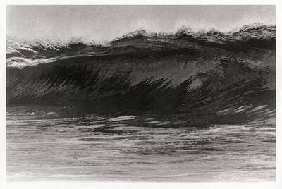 Anthony Friedkin, 'Chiaroscuro Wave, Zuma Beach, CA', 1993