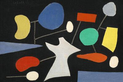 Caziel, 'Composition #22', ca. 1949