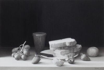 Josep Santilari, 'Fruits, slices of bread and chocolate', 2012