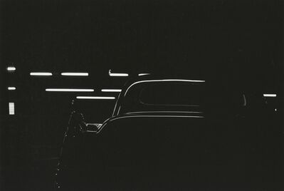 Ray K. Metzker, '63 BT-40, Early Philadelphia', 1963