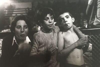 Ming Smith, 'Ever-So-Hip-Kiddies, Setubal, Portugal', 1979