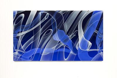 Nancy Callan, 'Blue Zooid Forest 05', 2019