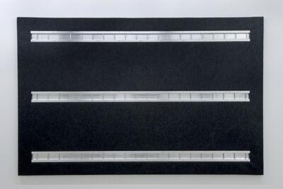 Fabrice Gygi, 'Strap-paint (7) ', 2007