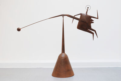 Philippe Hiquily, 'CLAUDINETTE - LA COSMONAUTE', 1984