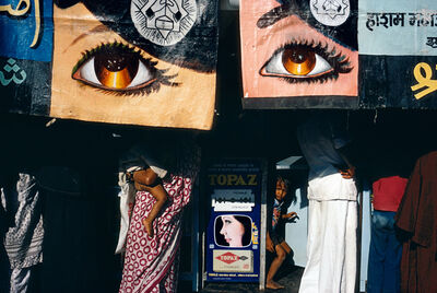 Alex Webb, 'Bombay, India, 1981', 1981