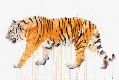 Dave White, 'Tiger XXL', 2019