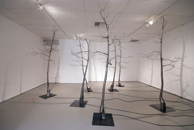 Brandon Vickerd, 'Bionic Forest', 2005