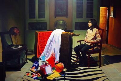 DAVID DE LAS HERAS, 'No surprises', 2009