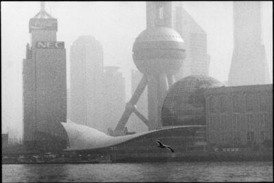 Marc Riboud, 'Shanghai', 2002