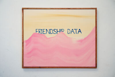 Senon Williams, 'Untitled (Friendship Data) ', 2020