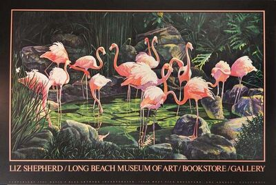 Liz Shepherd, 'Long Beach Museum of Art/Bookstore/Gallery', 1981