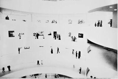 Ed van der Elsken, 'Guggenheim Museum, New York', 1961