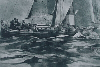 Anne Lyman Powers, 'Sailing', Unknown