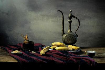 Jean Baptiste Hugo, 'Baked Bananas Ingredients', 2016
