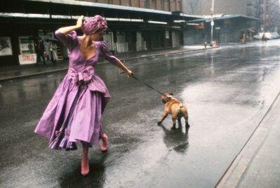 Robert Farber, 'Walking The Dog'