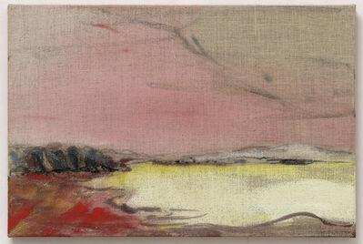 Leiko Ikemura, 'Pink Cloud', 2018
