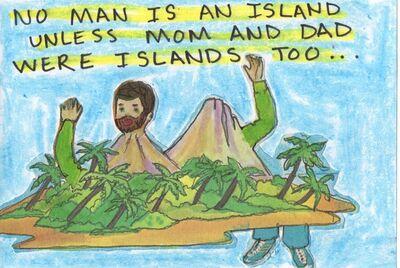 Cameron Dailey, 'No Man Is An Island', 2015-2016