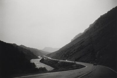 Bernard Plossu, 'The Rio Grande near Taos', 1979-printed later