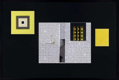SEZA PAKER, 'Untitled (Us) 2, Yellow Lounge', 2019
