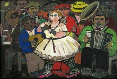 "Sarkis Hamalbashian, '""Orchestra"" /""Orkestra""', 2014"