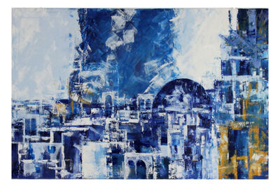 Raida Shahin, 'City of Peace and War', 2017