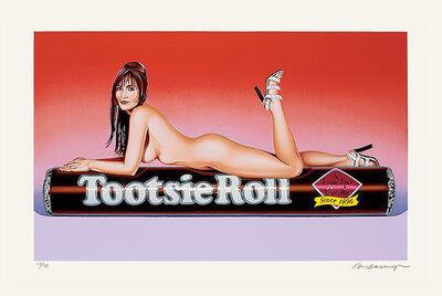 Mel Ramos, 'Tootsie Roll', 2007