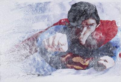 Xu Zhen 徐震, 'superman-wallpaper-hd-94', 2016