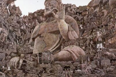 Ikeda Manabu, 'Buddha', 2017