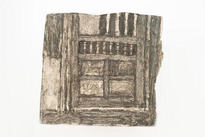 James Castle, 'Untitled (Interior door)', nd