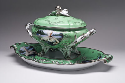 Cindy Sherman, 'Madame de Pompadour (née Poisson) Tureen', 1990