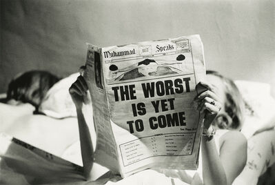 Steve Schapiro, 'The Worst is Yet to Come, New York', 1966