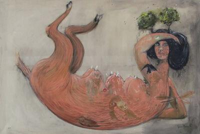 Salvador Luna, 'Hábitat en la cabeza ', 2019