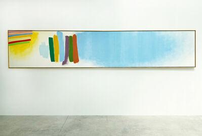 Friedel Dzubas (1915-1994), 'Salerne', 1971