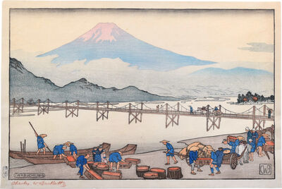 Charles Bartlett, '2nd Series. Japan: Iwabuchi', ca. 1916