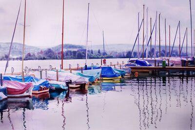 Raphaella Spence, 'Zurich Waterfront', 2017