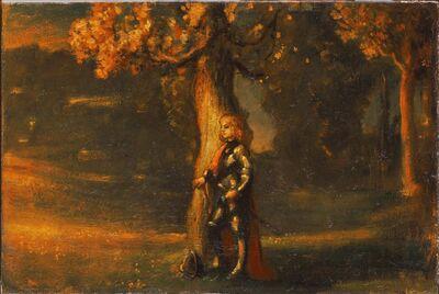 Arthur Bowen Davies, 'Visions of Glory', 1896