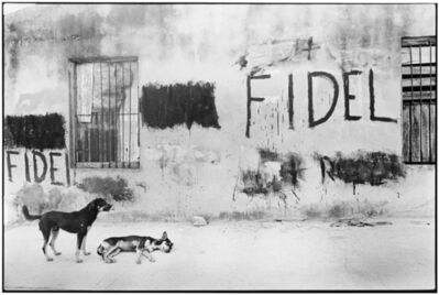 Elliott Erwitt, 'Cuba', 2016